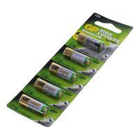 GP Batterie High Voltage Alkaline 23A (V23GA / MN21) - 5er-Blister