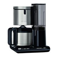 Bosch TKA8A683  Filterkaffeemaschine, Farbe:Schwarz