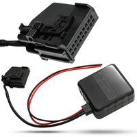 Bluetooth Adapter Aux Verstärker Störgeräuschfilter pass für Mercedes Comand 2.0
