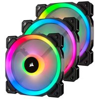 Corsair LL Series LL120 RGB, 120mm 3er-Pack, LED-Steuerung