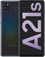 Samsung Galaxy A21s SM-A217F 16,5 cm (6.5 Zoll) Dual-SIM Android 10.0 4G USB Typ-C 3 GB 32 GB 5000 mAh Schwarz