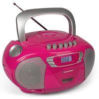 Blaupunkt Boombox 11, Kinder CD-Spieler, PLL Kassettenspieler, CD Player, Hörbuchfunktion, UKW Radio tragbar, PLL UKW Tuner