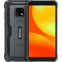 Blackview BV4900 Pro Handys, 5580 mAh NFC 4GB + 64GB 5,7'' Android 10.0 IP68 Wasserdichtes robustes Dual SIM Smartphone, Farbe: Schwarz