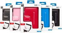 Flip & Play Protector (farblich sortiert) inkl. Bo