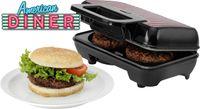 Melissa 16250060 XXL Hamburger Makerfür extra große Patties Genuss für Fleischliebhaber und Vegetarier! Der Melissa Burger Maker ist ein Zugewinn für jede Küche.