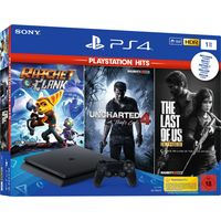 SONY PlayStation 4 Konsole (1TB) inkl. 1 DualShock 4 Controller - Playstation Hits