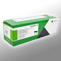 Lexmark C3220C0 - 1500 Seiten - Cyan - 1 Stück(e)