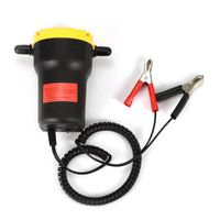 Ölabsaugpumpe 60W/12V Ölpumpe zum Ölwechsel Motoröl Heizöl Diesel Absaugpumpe