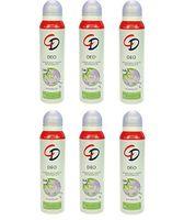 CD Deospray Wasserlilie 150 ml, 6er Pack (6 x 150 ml)