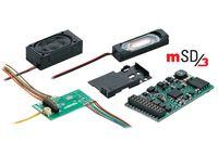 Märklin H0 60975 MSD/3-DAMPFLOK MIT LEITERPLATTE