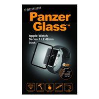 PanzerGlass für Apple Watch 1/2/3 42 mm, Farbe:Klar