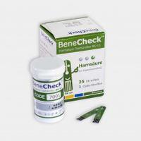 BeneCheck Harnsäure Teststreifen 25 Stück