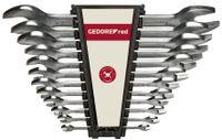 GEDORE red R05105012 Doppelmaulschlüssel Satz SW6-32 mm 12-teilig, 3300960