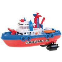 Happy People Funkgesteuertes Rettungsboot