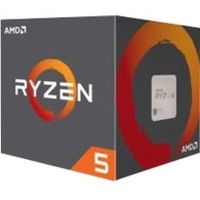AMD Ryzen 5 2600X Hexa-Core 3,60 GHz Prozessor - Retail Paket - 16 MB Cache - 4,20 GHz Übertaktgeschwindigkeit - 12 nm - Sockel AM4 - 95 W