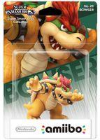 Nintendo Bowser, Collectible figure, Super Smash Bros., Mehrfarben, Blister