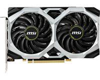 MSI GeForce GTX 1660 VENTUS XS 6G OC - VGA - PCI-E x16