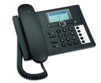 Telekom Concept PA 415 Analoges Telefon Schwarz Anrufer-Identifikation