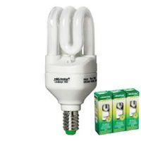 Megaman MM80840 Energiesparlampe Candlelight 2000 9W E14 827 3er Set