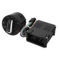 Auto Scheinwerferschalter Sensor mit Modul Für VW T5 T5.1 Transporter 2003-2015