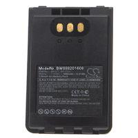 vhbw Akku kompatibel mit Icom ID-31A, ID-31E, ID-51A, ID-51E Funkgerät, Walkie Talkie (1880mAh 7,4V Li-Ion)