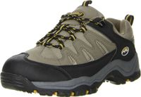 ConWay Damen Herren Wanderschuhe Trekkingschuhe oliv, Größe:37, Farbe:Oliv