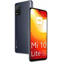 "Xiaomi Mi 10 Lite 64GB Cosmic Grey 5G Handy 6,57"" AMOLED NFC Dual SIM Smartphone"