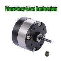 Elektrische Metal 1/3 Planetengetriebe Getriebe für 540 Motor RC Auto