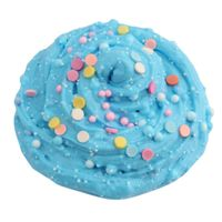 Fluffy Cloud Slime Scented Therapeutic Putty Zuckerwatte Slime Supplies
