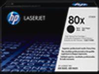 Original Toner 80X für hp LaserJet Pro 400 schwarz HC