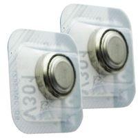 Ersatzbatterie für Garmin Vivofit 4, Batteriesatz Garmin Vivofit 4, 2x Knopzellen Batterie