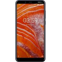 Nokia Smartphone 3.1 Plus, Dual-SIM, 16GB, Farbe: Blau