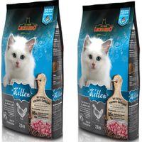 2 x 7,5 kg Leonardo Kitten
