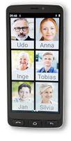 Olympia Senioren Smartphone Android 16Gb Handy Seniorentelefon Seniorenhandy schwarz