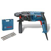 SDS-plus Bohrhammer GBH 2-20 D inkl. Bohrer Set