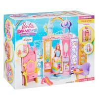 Barbie Dreamtopia Regenbogen-Königreich Schloss