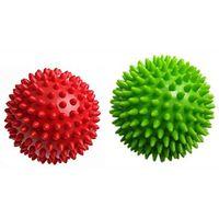 Igelball Set , Igel Ball Massageball, Massage Massagebälle für Rücken, Beine, Füße & Hände Muskelmassage