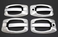 Chrom Edelstahl Türgriffe Kappen Blenden für Citroen Jumper Fiat Ducato Peugeot