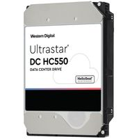 WD Ultrastar DC HC550 - 3.5 Zoll - 18000 GB - 7200 RPM