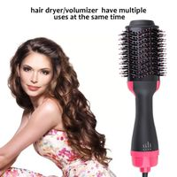 5 IN 1 Haartrockner Multifunktionaler ,Negativer Ionen-Salon Heißluftbürste für alle Haartypen [Upgrade],1000W