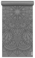 Yogamatte Basic Art Collection lotus mandala graphite