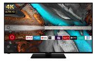 Hitachi U58K5300 58 Zoll Fernseher / Smart TV (4K Ultra HD, HDR Dolby Vision, Triple-Tuner) - 6 Monate HD+ inklusive