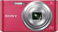 Sony Cyber-shot DSC-W830, 20,1 MP, 5152 x 3864 Pixel, CCD, 8x, HD, Pink