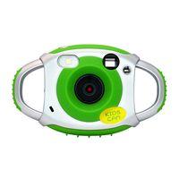 Kinder Digitalkamera 8MP Foto 1080P Video 2,0 Zoll IPS-Bildschirm Eingebauter Lithium-Akku mit Lanyard USB-Ladekabel Geburtstagsfest Geschenk fuer Kinder Jungen Maedchen