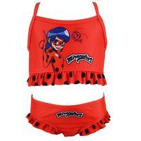 Miraculous Ladybug Badeanzug Tankini Schwimmanzug Bademode Rot