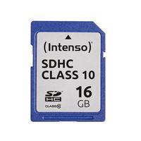 Intenso 16 GB SDHC Karte Class 10