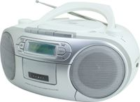 Soundmaster SCD7900WE ws Radiorecorder CD UKW Kassette USB