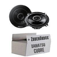 Daihatsu Cuore - Lautsprecher - Pioneer TS-G1320F - 13cm Einbauset