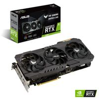 ASUS TUF GeForce RTX 3090 24 GB Gaming Grafikkarte