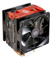 Cooler Master Hyper 212 LED Turbo - Prozessor - Kühler - 12 cm - Buchse AM2 - Buchse AM2+ - Buchse AM3 - Socket AM3+ - Buchse AM4 - Socket FM1 - Socket FM2 - Socket FM2+,... 600 RPM - 1200 RPM